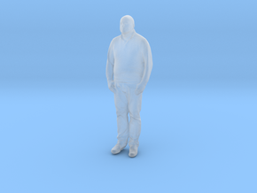 Printle C Homme 899 - 1/87 - wob in Smooth Fine Detail Plastic