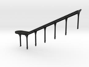 HOfunTP24 - Treport funicular in Black Natural Versatile Plastic