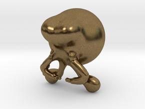 AnimaL1 in Natural Bronze