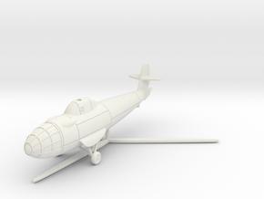 (1:144) Focke Achgelis Fa.336 w/ NOTAR in White Natural Versatile Plastic