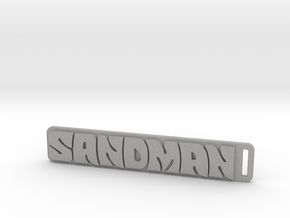 Holden - Panel Van - Sandman Key Ring in Aluminum