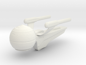 Olympic Class in White Natural Versatile Plastic