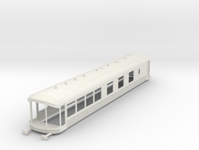 o-43-cr-pullman-observation-coach in White Natural Versatile Plastic
