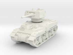 Ram I early 1/72 in White Natural Versatile Plastic