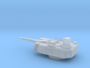 TURRET-LANCE-144-proto-01 in Smoothest Fine Detail Plastic