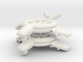 15mm QRVX-4A Umatilla x2 in White Natural Versatile Plastic