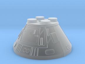 Detailed BPC designed for LEGO Saturn V in Smoothest Fine Detail Plastic