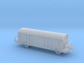 1/144 ULM Temperierwagen in Smooth Fine Detail Plastic