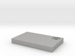 "Beskar Steel Replica 5"" in Aluminum"