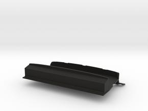 Audi B8 Ashtray Delete for larger phones (wireless in Black Natural Versatile Plastic