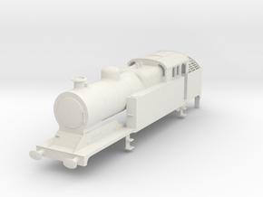 b-32-gcr-lner-a5-loco in White Natural Versatile Plastic