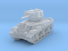 Ram II early 1/144 in Smooth Fine Detail Plastic