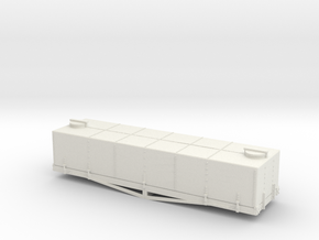 a-1-48-wagon-h-class-1a in White Natural Versatile Plastic