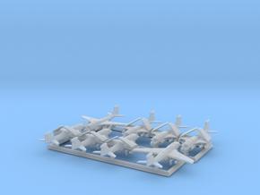 EA-6B w/gear (MD) in Smooth Fine Detail Plastic: 1:700