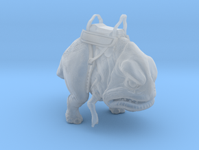 Two-Legged Dino Mount (x1) in Smooth Fine Detail Plastic