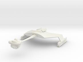 2500 Romulan V-11 Stormbird class in White Natural Versatile Plastic