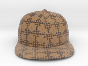Scumbag Steve Hat in Natural Full Color Sandstone