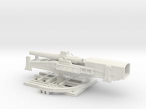 28cm l/40 bruno 1/144 steal eub  in White Natural Versatile Plastic