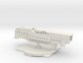 24 cm SK L/30 Theodor otto wood 1/200 eub  in White Natural Versatile Plastic