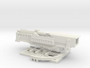 24 cm SK L/30 Theodor otto steal 1/200 eub  in White Natural Versatile Plastic