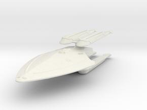 Boston Class Cruiser V6 in White Natural Versatile Plastic