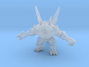 Diablo Roar DnD miniature fantasy games rpg horror in Smooth Fine Detail Plastic