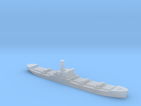 US Type C2 freighter 1:4800 WW2 in Smooth Fine Detail Plastic