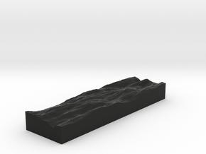 Wooden Railway - Coal Load in Black Natural Versatile Plastic