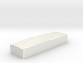 Wooden Railway - Tarp Load (1) in White Natural Versatile Plastic