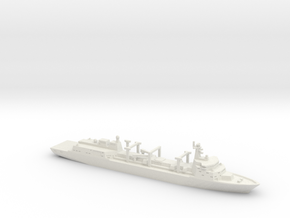 PLA[N] 901 Fast Combat Supply Ship, 1/1800 in White Natural Versatile Plastic