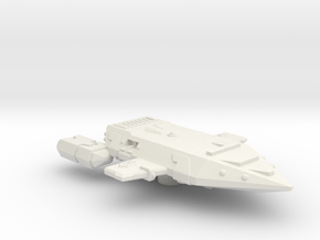 3788 Scale Orion Patrol Carrier (CVP) CVN in White Natural Versatile Plastic
