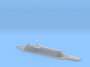 1/1000 CSS Virginia in Smooth Fine Detail Plastic