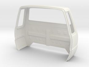 Yota SR5 Xtra Cab in White Natural Versatile Plastic
