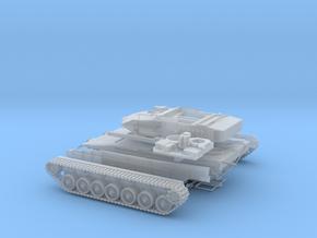 Leopard-2E-H0-MEJORADO in Smooth Fine Detail Plastic