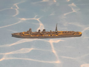 HMS Adventure Minelayer 1/1800 in Smooth Fine Detail Plastic