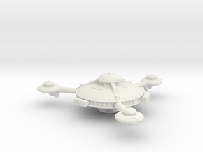 Omni Scale Romulan Augmented Base Station MGL in White Natural Versatile Plastic