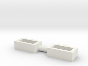 TF POTP Combiner Elita Frontal Hip fix in White Natural Versatile Plastic