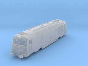 bb67405 Modernisé echelle z in Smoothest Fine Detail Plastic