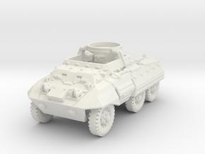 M20 Command Car late 1/100 in White Natural Versatile Plastic