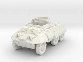 M20 Command Car late 1/72 in White Natural Versatile Plastic