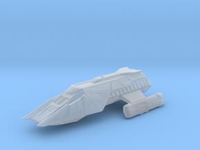 Klingon Shuttlecraft in Smooth Fine Detail Plastic