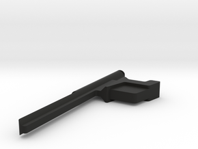 Advanced Charging Handle - ASG Scorpion Evo 3 A1 in Black Natural Versatile Plastic