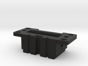 Minitrix NS1100 Motorframe voor 0816D Tramfabriek  in Black Natural Versatile Plastic