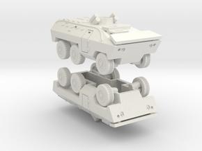 006D Urutu 1/200 - Pair in White Natural Versatile Plastic