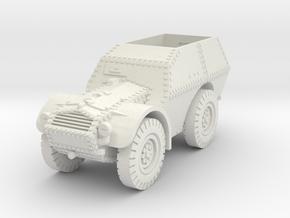 Autocarro Protetto 1/56 in White Natural Versatile Plastic