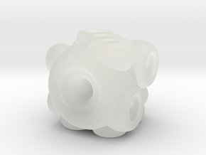 Bubble Die in Smooth Fine Detail Plastic
