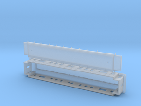 Ao3 - Swedish passenger wagon in Smooth Fine Detail Plastic