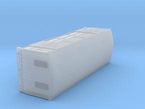 Metropolitan Railway Milk Van Nos 4 to 6 in Smooth Fine Detail Plastic