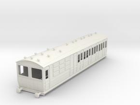 o-32-met-ashbury-chesham-brake-3rd-coach in White Natural Versatile Plastic