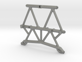 High Clearance Rear Brace for Axial Capra in Gray PA12